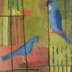 REM Two Parakeets 1950